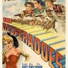 The Desperadoes (1943) - Randolph Scott DVD