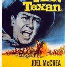 The First Texan (1956) - Joel McCrea DVD