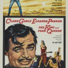 The King And Four Queens (1956) - Clark Gable DVD