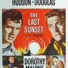 The Last Sunset (1961) - Rock Hudson DVD