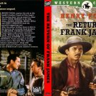 The Return Of Frank James (1940) - Henry Fonda DVD