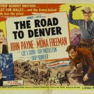 The Road To Denver (1955) - John Payne DVD