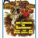 The Scalphunters (1968) - Burt Lancaster DVD