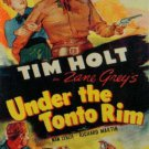 Under The Tonto Rim (1947) - Tim Holt DVD
