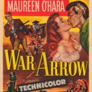 War Arrow (1953) - Jeff Chandler DVD
