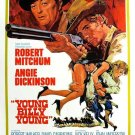Young Billy Young (1969) - Robert Mitchum DVD