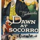 Dawn At Socorro (1954) - Rory Calhoun  DVD