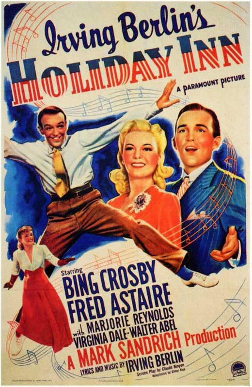 Holiday Inn (1942) - Bing Crosby Colorized DVD