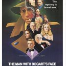 The Man With Bogart´s Face (1980) - Robert Sacchi DVD
