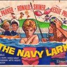 The Navy Lark (1959) DVD