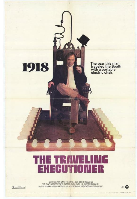 The Traveling Executioner (1970) - Stacy Keach DVD