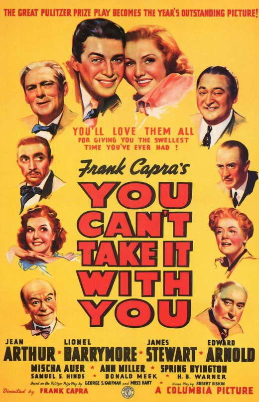 You Can´t Take It With You (1938) DVD