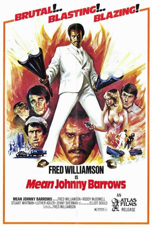 Mean Johnny Barrows : Director´s Cut (1976) - Fred Williamson DVD