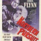 Northern Pursuit (1943) - Errol Flynn DVD