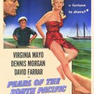 Pearl Of The South Pacific (1955) - Virginia Mayo DVD