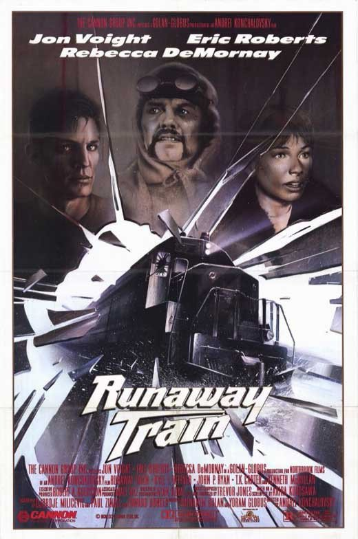 Runaway Train (1985) - Jon Voight DVD