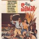Samar (1962) - George Montgomery DVD