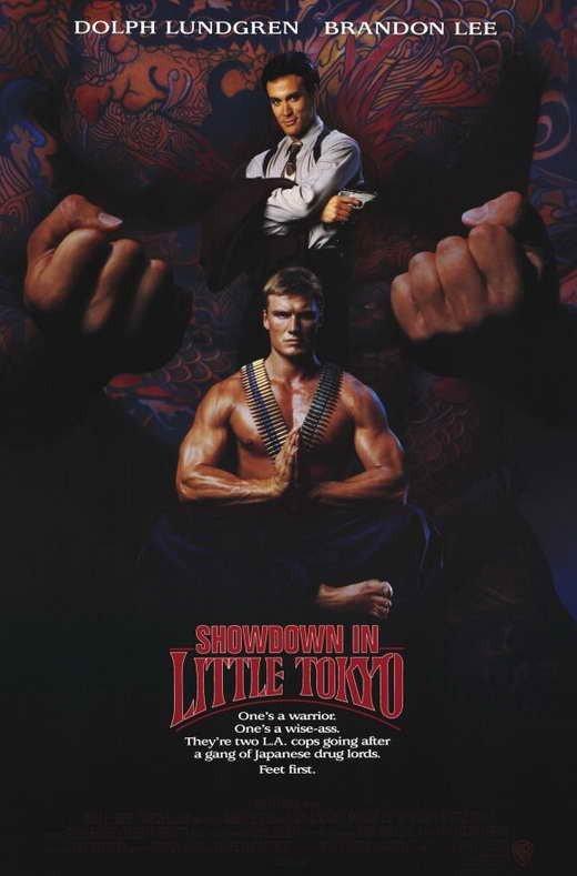 Showdown In Little Tokyo (1991) - Brandon Lee DVD