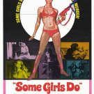 Some Girls Do (1969) - Richard Johnson DVD
