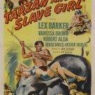 Tarzan And The Slave Girl (1950) - Lex Barker DVD