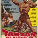 Tarzan The Magnificent (1960) - Gordon Scott DVD