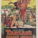 Tarzan´s Hidden Jungle (1955) - Gordon Scott DVD