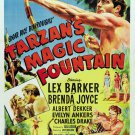 Tarzan´s Magic Fountain (1949) - Lex Barker DVD
