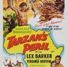 Tarzan´s Peril (1951) - Lex Barker DVD