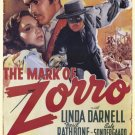 The Mark Of Zorro (1940) - Tyrone Power DVD