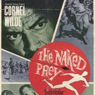 The Naked Prey (1966) - Cornel Wilde DVD