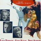The Three Musketeers (1948) - Gene Kelly DVD