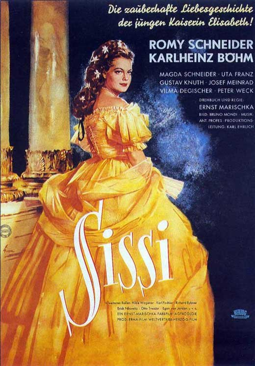 Sissi (1955) - Romy Schneider DVD