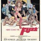 Fuzz (1972) - Raquel Welch  DVD