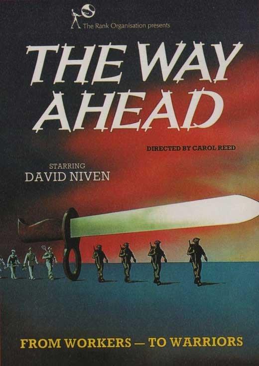 The Way Ahead (1944) - David Niven DVD