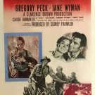 The Yearling (1946) - Gregory Peck DVD