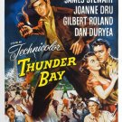 Thunder Bay (1953) - James Stewart DVD