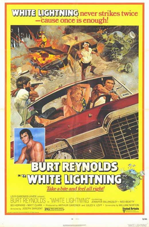 White Lightning (1973) - Burt Reynolds DVD