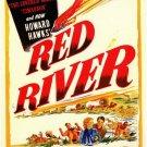 Red River (1948) - John Wayne Color Version DVD