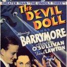 The Devil Doll (1936) - Lionel Barrymore  DVD