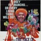 Fu Man Chu : The Face Of Fu Man Chu (1965) - Christopher Lee  DVD
