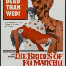 Fu Man Chu : The Brides Of Fu Man Chu (1966) - Christopher Lee  DVD