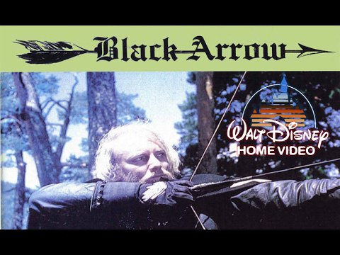 Black Arrow (1985) - Oliver Reed DVD
