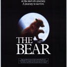 The Bear (1988) - Jean-Jacques Annaud  DVD