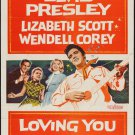 Loving You (1957) - Elvis Presley  DVD