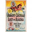 Lost In Alaska (1952) - Abbott & Costello  DVD
