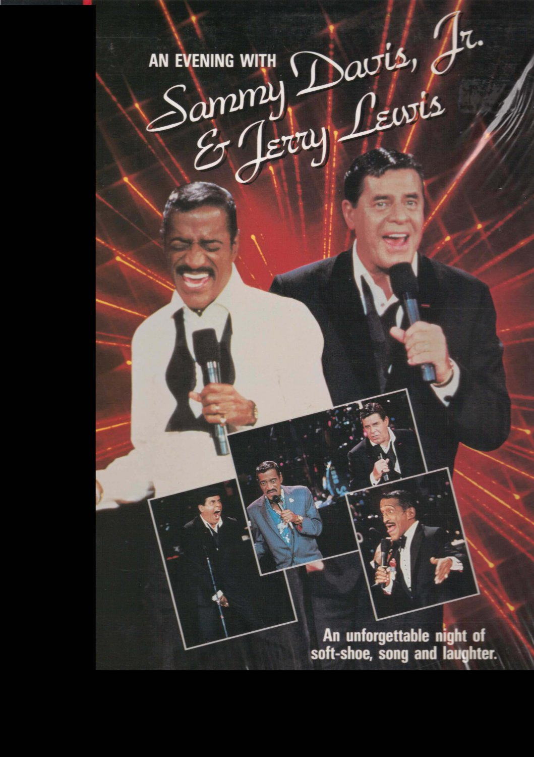 An Evening With Sammy Davis Jr. And Jerry Lewis  DVD