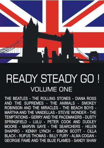 Ready Steady Go ! - Volume 1  DVD