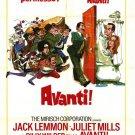 Avanti (1972) - Jack Lemmon  DVD