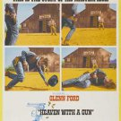 Heaven With A Gun (1969) - Glenn Ford  DVD