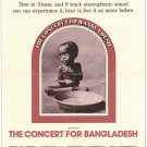 Concert For Bangladesh (1971)  DVD